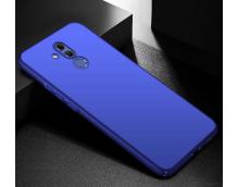 Силиконовая накладка Cherry для Huawei MATE 20 LiTE синий