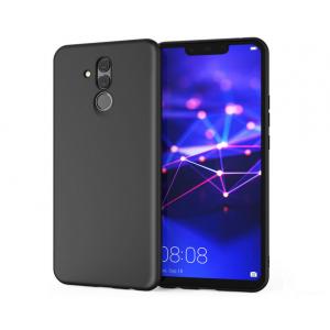 Силиконовая накладка Cherry для Huawei MATE 20 LiTE черный