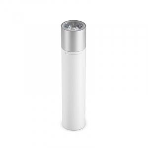 Фонарик Mi Portable Flashlight + Power Bank 3350 мАч White