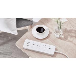 Удлинитель Xiaomi Mi Power Strip 4 розетки и 3 USB порта