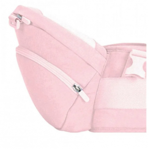 Рюкзак-кенгуру Yung Multifunctional Baby Btraps 60-120cm (розовый)