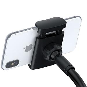 Ленивый держатель для телефона настольный Baseus Unlimited Adjustment Lazy Phone Holder SULR-0G серый