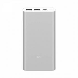 Внешний аккумулятор Xiaomi Power bank 2I 10000mAh Silver