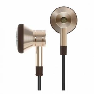 Наушники-вкладыши 1More Design Piston Earbuds Gold