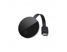 TV приставка Chromecast 1080P WiFi HDMI для стриминга с различных устройств