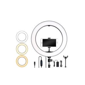 Кольцевая светодиодная лампа Ring Supplementary Lamp 36cm (питание от сети)