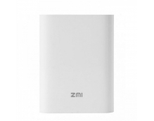 Портативный роутер XIAOMI ZMI MF855 4G WI-FI POWER BANK 7800MAH Белый (MF855)