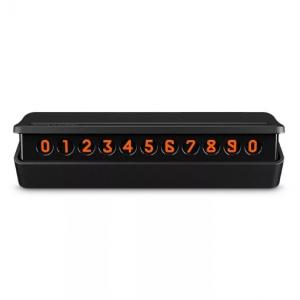 Парковочная карта Xiaomi bcase TITA Temporary Parking Card (Black)