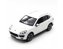 Радиоуправляемая машина Rastar Porsche Cayenne Turbo White 1:14 - RAS-42900-W