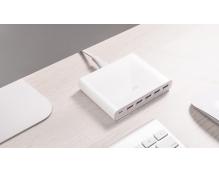 Зарядное устройство Xiaomi Millet USB 60W Fast Charger (CN) (white)