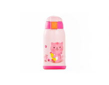 Детский термос Xiaomi Viomi Children Vacuum Flask 590ml Pink