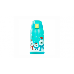 Термос детский Xiaomi Viomi Children Vacuum Flask 590ml Blue