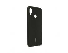 Силиконовая накладка Cherry для Huawei Nova 3 i/P Smart plus черный