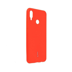 Силиконовая накладка Cherry для Huawei Nova 3 i/P Smart plus красный