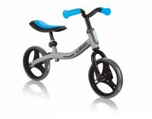 Беговел GLOBBER Go Bike (серо-голубой)