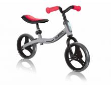 Беговел GLOBBER Go Bike (серо-красный)