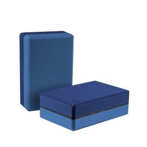 Блок для йоги (голубой)