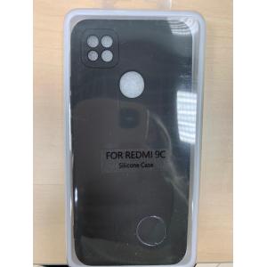 Чехол NANO силикон для Xiaomi Redmi 9C чёрный