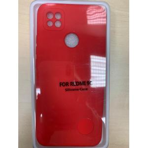 Чехол NANO силикон для Xiaomi Redmi 9C красный