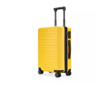 Чемодан Xiaomi Mi Trolley 90 Points Seven Bar Suitcase 24 дюйма (желтый)