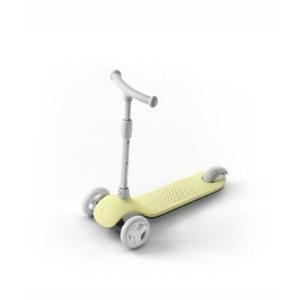 Детский самокат-кикборд Xiaomi Rice Rabbit Scooter (Желтый)