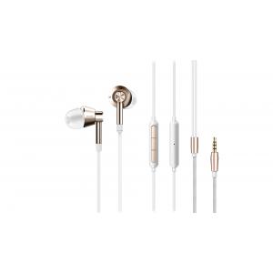 Стерео-наушники 1MORE Single Driver In-Ear Piston Headphones White (1M301) (арт. 05053)