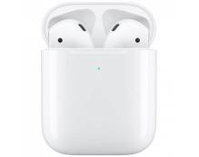 Apple AirPods 2 (с беспроводной зарядкой кейса)