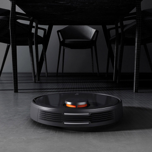 Робот-пылесос Mijia Smart Robot LDS Edition Black (STYJ02YM) (арт. 04983)