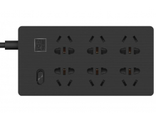 Удлинитель Xiaomi Aigo Power Strip (6 розеток)