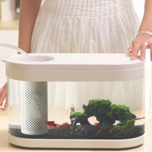 Аквариум Xiaomi Yuanhao Eco Fish Tank HF-JHYG001