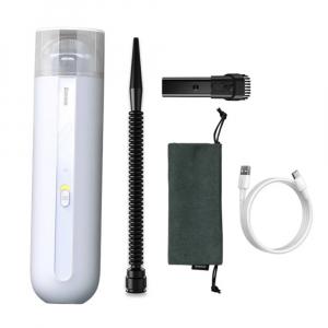 Автомобильный пылесос Baseus A2 Car Vacuum Cleaner (CRXCQA2-02) White
