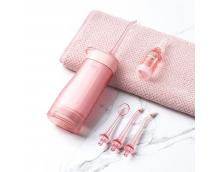 Беспроводной ирригатор Soocas Portable Pull-out Oral Irrigator W1 (розовый)