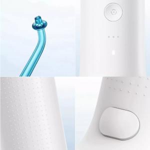 Беспроводной ирригатор Xiaomi Soocas W3 (4 насадки) Global светло-синий