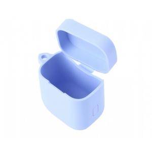 Чехол голубой для наушников Xiaomi Airdots / Airdots S