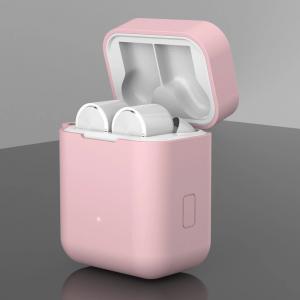 Чехол для наушников Xiaomi Airdots Pro розовый