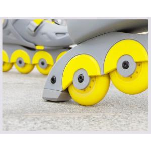 Детские роликовые коньки Xiaomi Smart Skates (XPXIE001) (желтый, S)