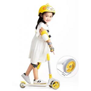 Детский самокат Xiaomi 700kids Fun Cute Children Scooter OD1 Yellow