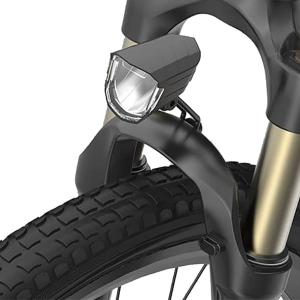 Электровелосипед Himo C26 Electric Power Bicycle серый