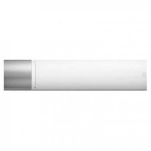 Фонарик аккумулятор Xiaomi Mi Portable Flashlight + Power Bank 3350 мАч белый LPB01ZM