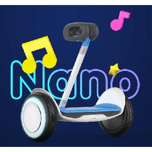 Гироскутер детский Ninebot Nano A75P Blue