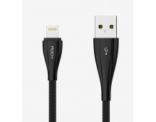 Кабель USB/Lightning Rock Metal Data Cable 1000mm (RCB0485)