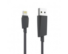 Кабель USB/Lightning Rock M3 MFI Round Cable 2000mm (RCB0473) для Apple