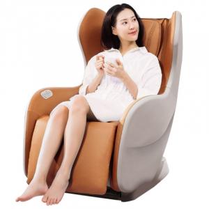 Массажное кресло Al Intelligent Massage Chair (коричневый)