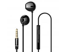 Наушники Baseus Enock H06 lateral in-ear Wire Earphone Black (NGH06-01)
