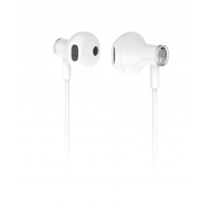 Наушники Mi Dual Driver Earphones (Белые)