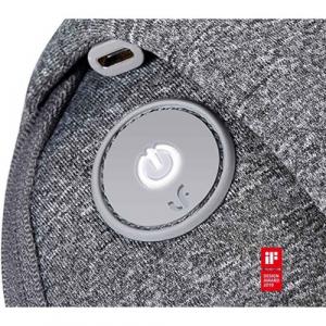 Подушка Массажер Xiaomi Lefan 3D Grey (LF-YK006) (DC зарядка)