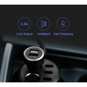 Разветвитель для прикуривателя Xiaomi 70mai Car Cigarette Lighter Charger (Midrive CC04)