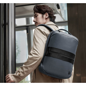 Рюкзак Xiaomi 90 Points Manhattan business casual backpack Gray