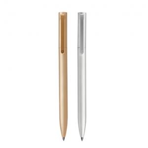 Шариковая ручка Xiaomi Mijia Mi metal Pen  (Золотой)