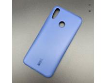 Силиконовая накладка Cherry для Huawei Y9 2019 синий